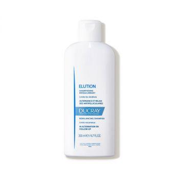 Ducray Elution Shampoo Δερμο-Προστατευτικό Σαμπουάν 200ml