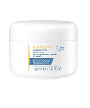 Ducray Nutricerat Emulsion Ultra-Nutritive Γαλάκτωμα Τροφής Για Ξηρά Μαλλιά 100ml