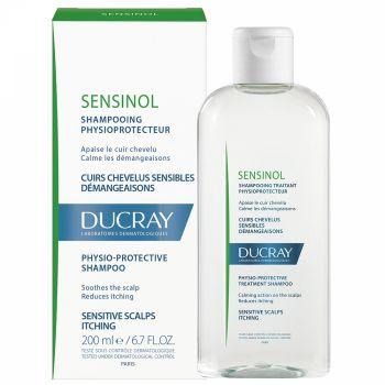 Ducray Sensinol Shampoo Σαμπουάν Κατά Του Κνησμού 200ml