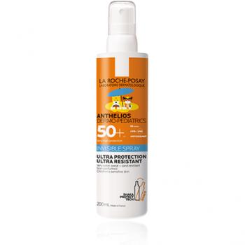 La Roche Posay Anthelios Dermo-Pediatrics Invisible Spray SPF50+ - Παιδικό Αντηλιακό, 200ml
