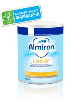 Νutricia Almiron Comfort 400gr