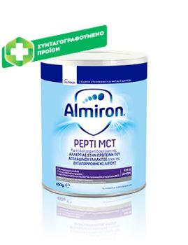 Νutricia Almiron Pepti MCT 450gr
