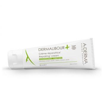 A-Derma Dermalibour Crème Réparatrice Επανορθωτική Κρέμα για το Ερεθισμένο Δέρμα 50ml