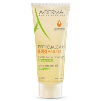 A-Derma Epitheliale A.H Duo Massage Gel-Oil 100ml