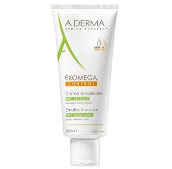 A-Derma Exomega Control Creme Cosmetic Sterile 200ml