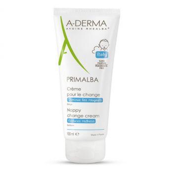 A-Derma Primalba Crème Pour Le Change Κρέμα Αλλαγής Για Βρέφη 100ml