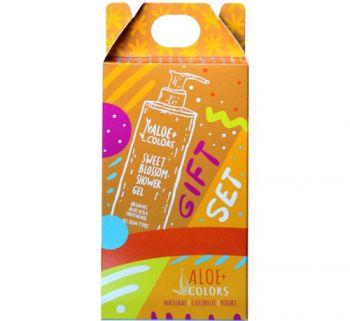 Aloeplus Sweet Blossom Shower Gel με Άρωμα Βανίλια Πορτοκάλι 250ml