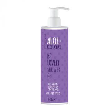 Aloeplus Be Lovely Shower Gel με Άρωμα Καραμέλα 250ml