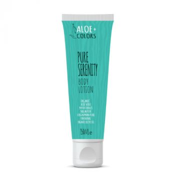 Aloeplus Be Lovely Body Lotion με άρωμα καραμέλα και πικραμύγδαλο 150ml