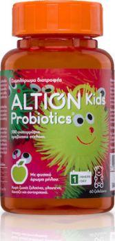 Altion Kids Probiotics 60 μασώμενες ταμπλέτες