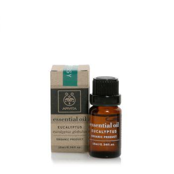 Apivita Αιθέριο Έλαιο Ευκαλύπτου Essential Oil Eucalyptus 10ml