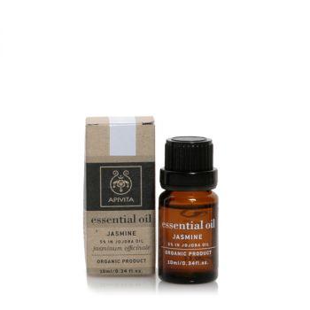 Apivita Αιθέριο Έλαιο Γιασεμί Essential Oil Jasmine 10ml