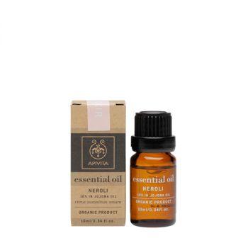 Apivita Αιθέριο Έλαιο Νέρολι Essential Oil Neroli 10ml