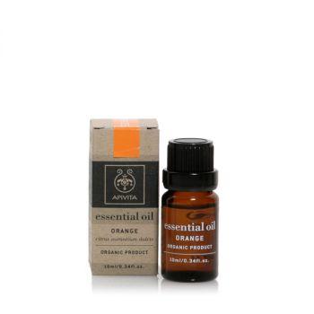 Apivita Αιθέριο Έλαιο Πορτοκάλι Essential Oil Orange 10ml