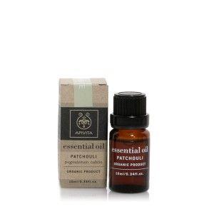 Apivita Αιθέριο Έλαιο Πατσουλί Essential Oil Patchouli 10ml