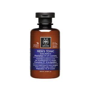 Apivita Holistic Hair Care  Τονωτικό Σαμπουάν Κατά της Τριχόπτωσης για Άνδρες με Ιπποφαές - Hippophae TC & Δεντρολίβανο 250ml