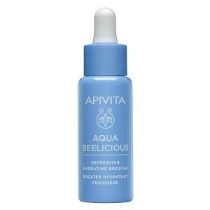 Apivita Aqua Beelicious Booster Αναζωογόνησης & Ενυδάτωσης Με Λουλούδια & Μέλι 15ml