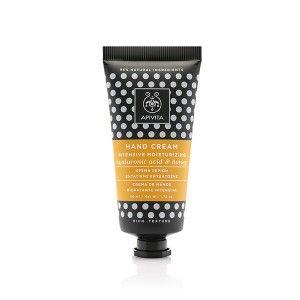 Apivita Hand Care Κρέμα Χεριών Εντατικής Ενυδάτωσης Πλούσιας Υφής με Υαλουρονικό Οξύ & Μέλι 50ml