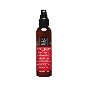 Apivita Leave In Conditioner Κρέμα Προστασίας Χρώματος Χωρίς Ξέβγαλμα Με Ηλίανθο & Μέλι 150 ml