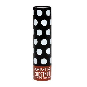Apivita Lip Care με Κάστανο με Κάστανο 4,4gr