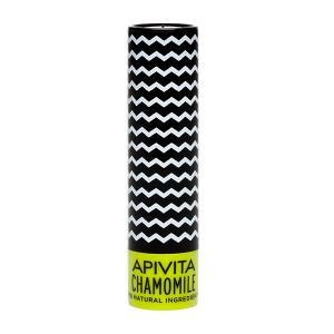 Apivita Lip Care με Χαμομήλι SPF15 4,4gr