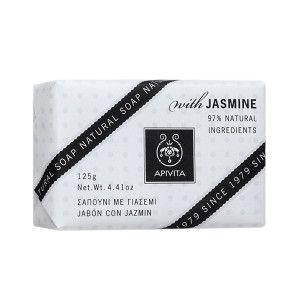 Apivita Natural Soap Σαπούνι με Γιασεμί & Λεβάντα 125gr