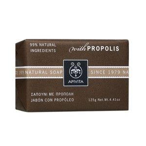 Apivita Natural Soap Σαπούνι με Πρόπολη & Θυμάρι 125gr
