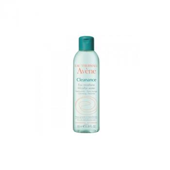 Avene Cleanance Eau Micellaire Καθαριστικό Νερό Για Λιπαρό Δέρμα Με Τάση Ακμής 100ml