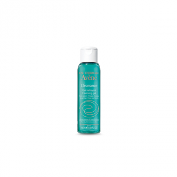 Avene Cleanance Gel Nettoyant Τζέλ Καθαρισμού Προσώπου Για Λιπαρό Δέρμα Με Τάση Ακμής 100ml