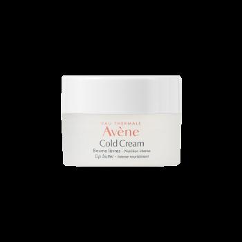 Avene Cold Cream Baume Nutrition Intense Βάλσαμο Χειλιών Σε Βαζάκι Για Ξηρά & Σκασμένα Χείλη 10ml