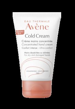 Avene Cold Cream Mains Concentree Κρέμα Χεριών Για Ξηρά & Ταλαιπωρημένα Χέρια 50ml