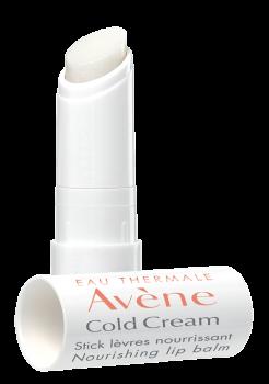 Avene Cold Cream Stick Levres Nourrissant Στικ Χειλιών Για Ξηρά & Ταλαιπωρημένα Χείλη 4g