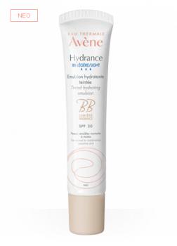 Avene Hydrance UV Legere Sfp20 Λεπτόρρευστη Ενυδατική Κρέμα Προσώπου Για Κανονικό & Μικτό Δέρμα 40ml