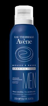 Avene Men Mousse A Raser Αφρός Ξυρίσματος 200ml