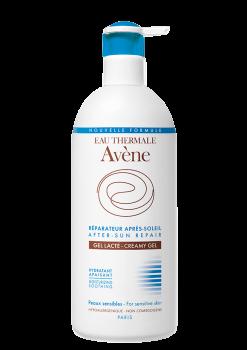 Avene Reparateur Apres-Soleil Gel Lactee Επανορθωτικό Γαλακτώδες Τζελ Για Μετά Τον Ήλιο 400ml