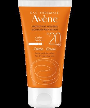 Avene Solaire Creme Comfort SPF30+ Αντηλιακή Κρέμα Προσώπου για Ξηρό & Πολύ Ξηρό Δέρμα 50ml