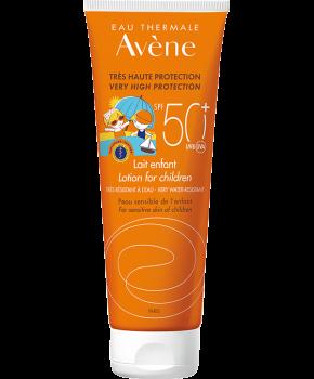 Avene Solaire Lait Enfant SPF50+ Παιδικό Αντηλιακό Γαλάκτωμα Προσώπου Σώματος 250ml