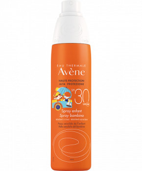 Avene Solaire Spray Enfant SPF30+ Παιδικό Αντηλιακό Σπρέι Προσώπου Σώματος 200ml