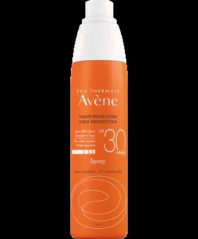 Avene Solaire Spray SPF30+ Αντηλιακό Σπρει Προσώπου & Σώματος 200ml