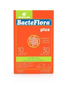 Holistic Med Bacteflora Plus 10Caps