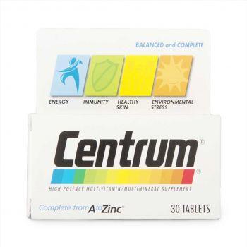 Centrum-Πολυβιταμίνη-A-to-Zinc-30-Tbs