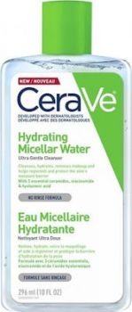 CeraVe Micellar Cleansing Water Καθαριστικό Νερό Ντεμακιγιάζ 295ml