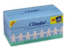 Clinofar Αμπούλες φυσιολογικού Ορού 5ml 40TMX +20 TMX