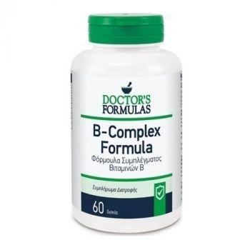 Doctor's Fosmulas B Complex 60 ταμπλέτες