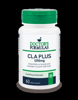 Doctor's Formulas CLA Plus 1250mg 60soft caps