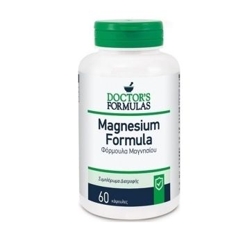 Doctor's Formulas Magnesium 60 δισκία