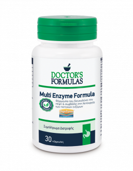 Doctor's Formulas Multi Enzymes Fosmula 30caps