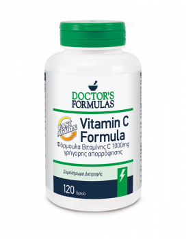 Doctor's Formulas Vitamin C Fast Action 1000mg 30 δισκία