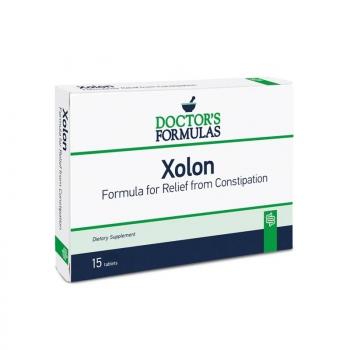 Doctor's Formulas Xolon 15 δισκία