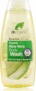 Dr.Organic Aloe Vera Body Wash 250ml